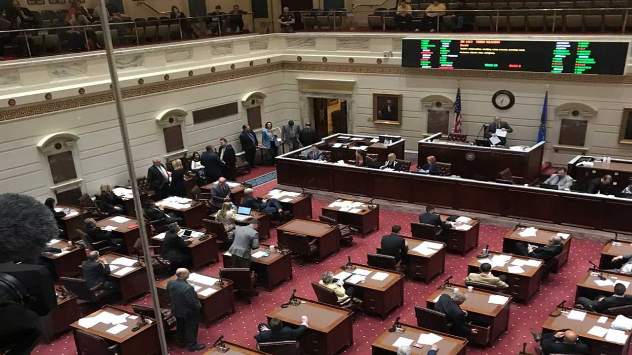 Senate Approves Spending Bills That Include Money To Fund Okla. Projects
