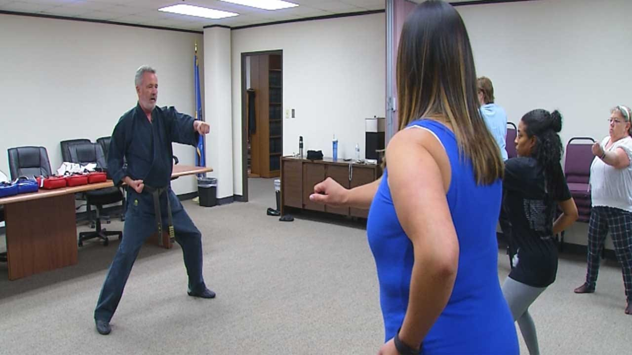 Red Dirt Diaries: Chuck Norris Protégé Empowers Women With Self-Defense