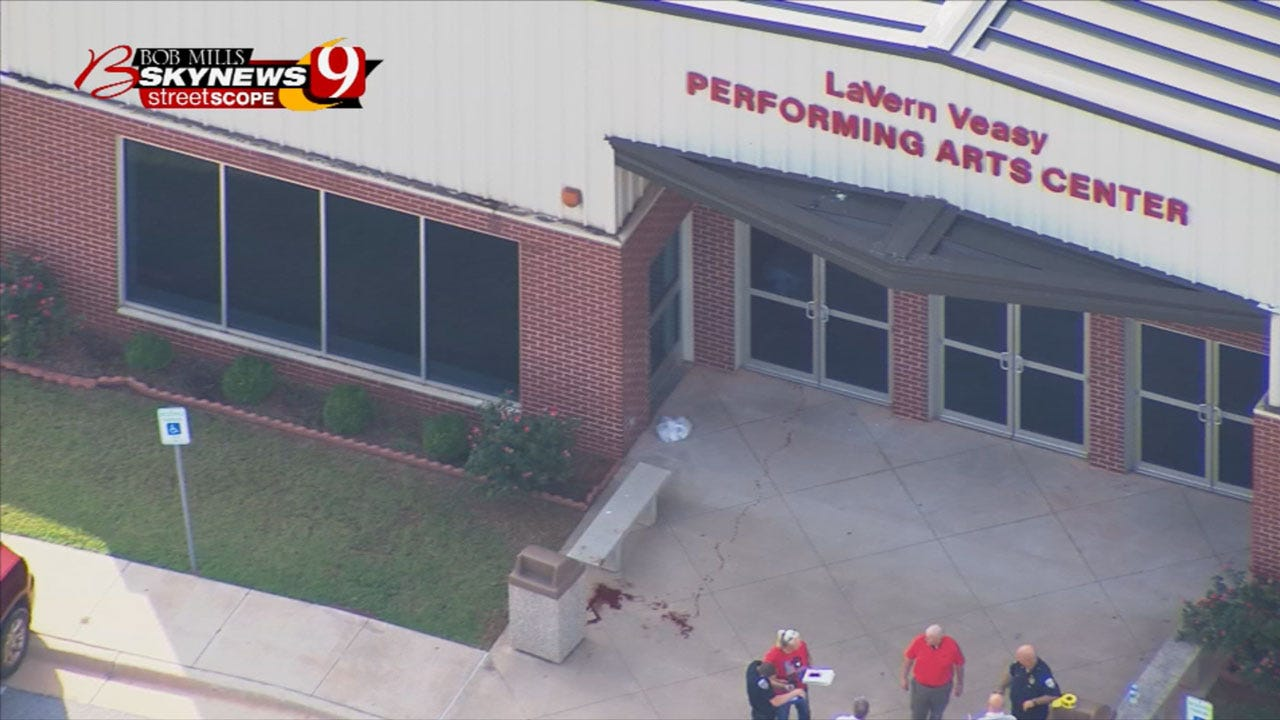 Luther Police Say School Stabbing Suspect Showed No Remorse