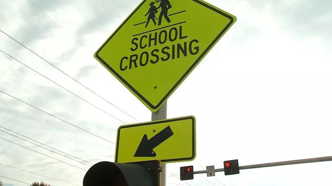 Officials Issue Warning To Drivers To Ensure Crosswalk Safety