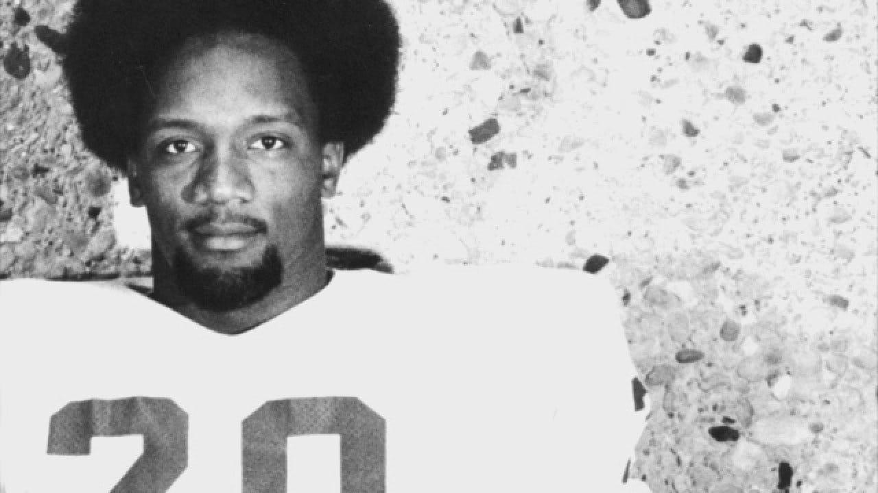 1978 Heisman Winner Billy Sims, OU Running Back