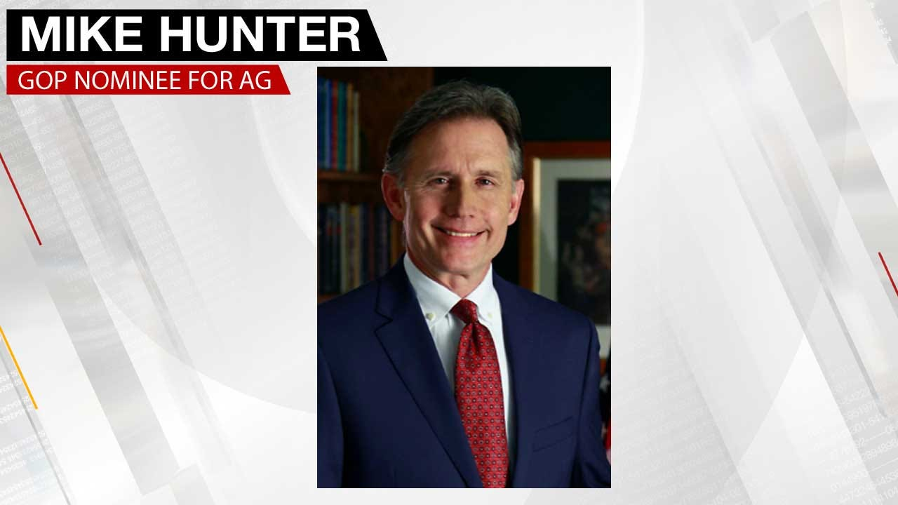 By Tightest Margin, Mike Hunter Squeezes Out Win For GOP Nod For AG