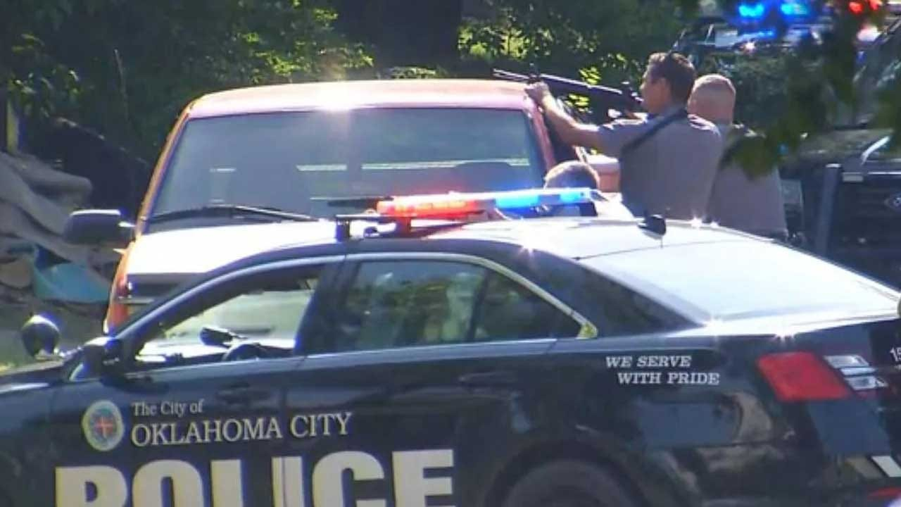 1 Arrested After Short Standoff In NW OKC