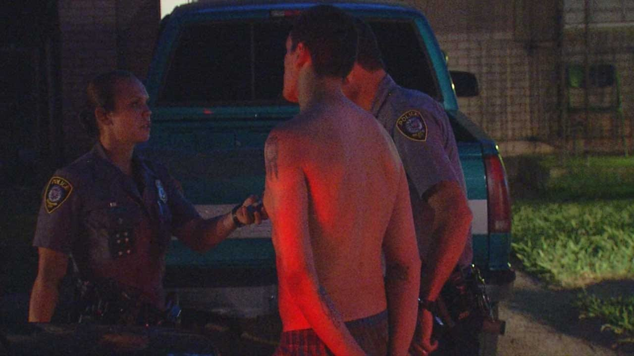 1 Suspect Arrested, Others Sought In SW OKC Hit-And-Run Turned Chase