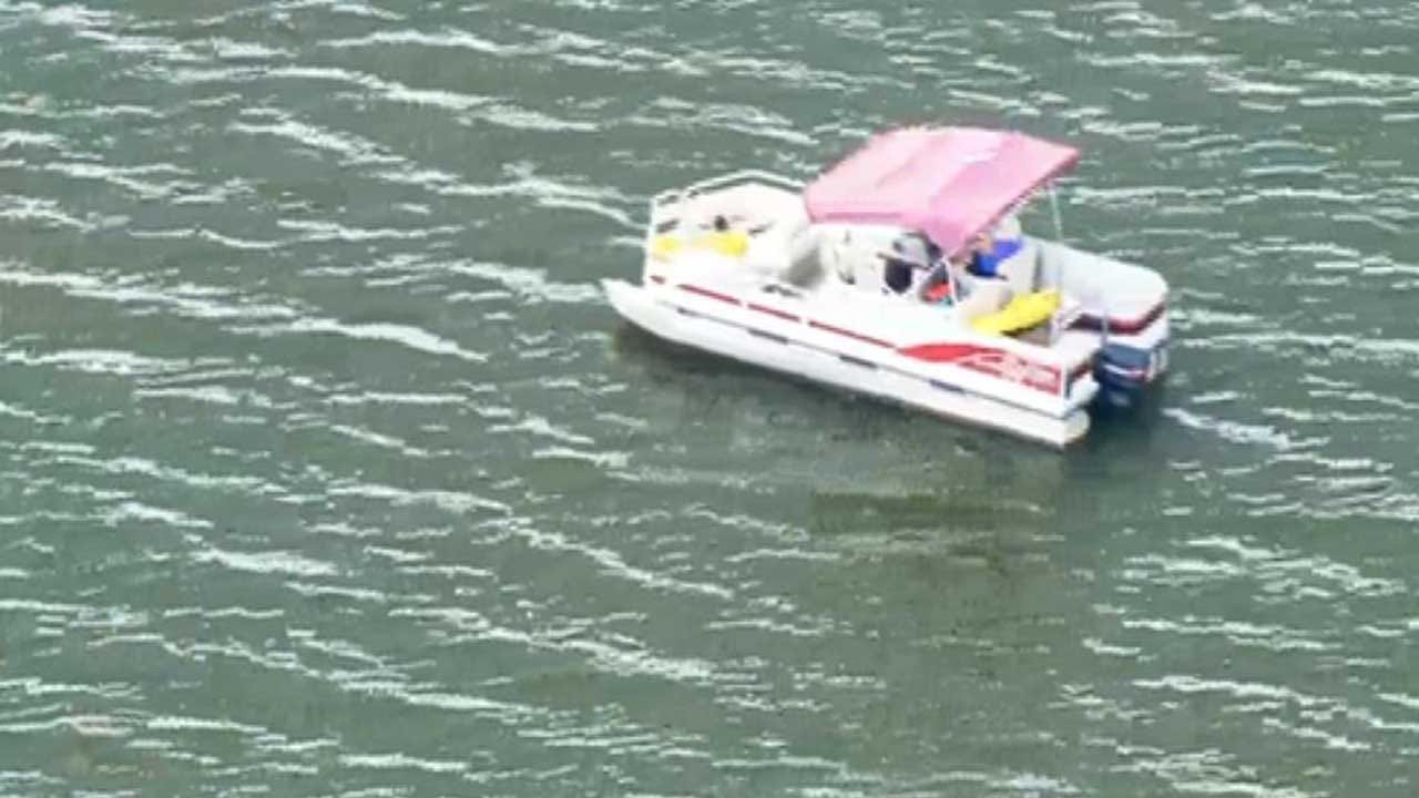 Water Rescue Reported At Lake Thunderbird