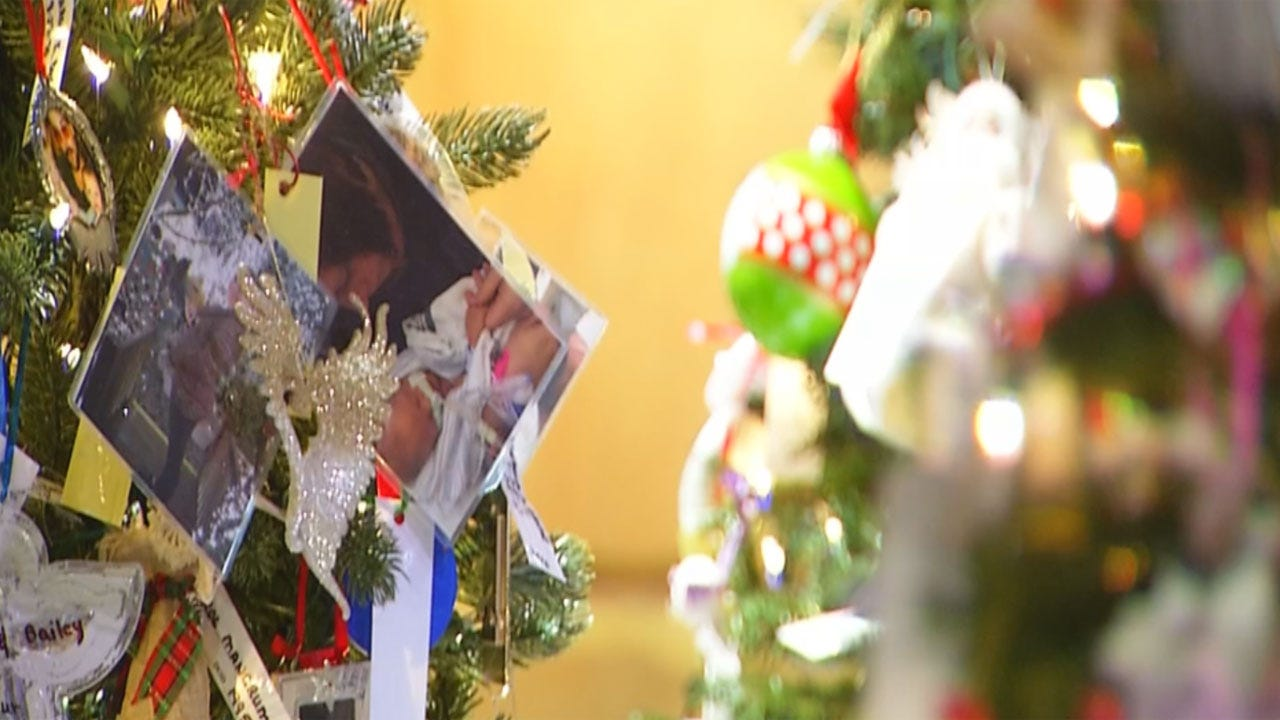 Tree Lighting Ceremony Honors Victims And Survivors Of Violent Crimes