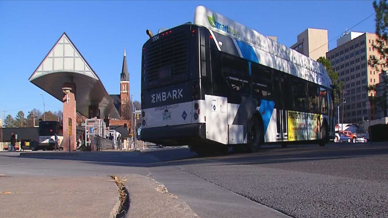 OKC Using Federal Grant To Create Bus 'Rapid Transit System'
