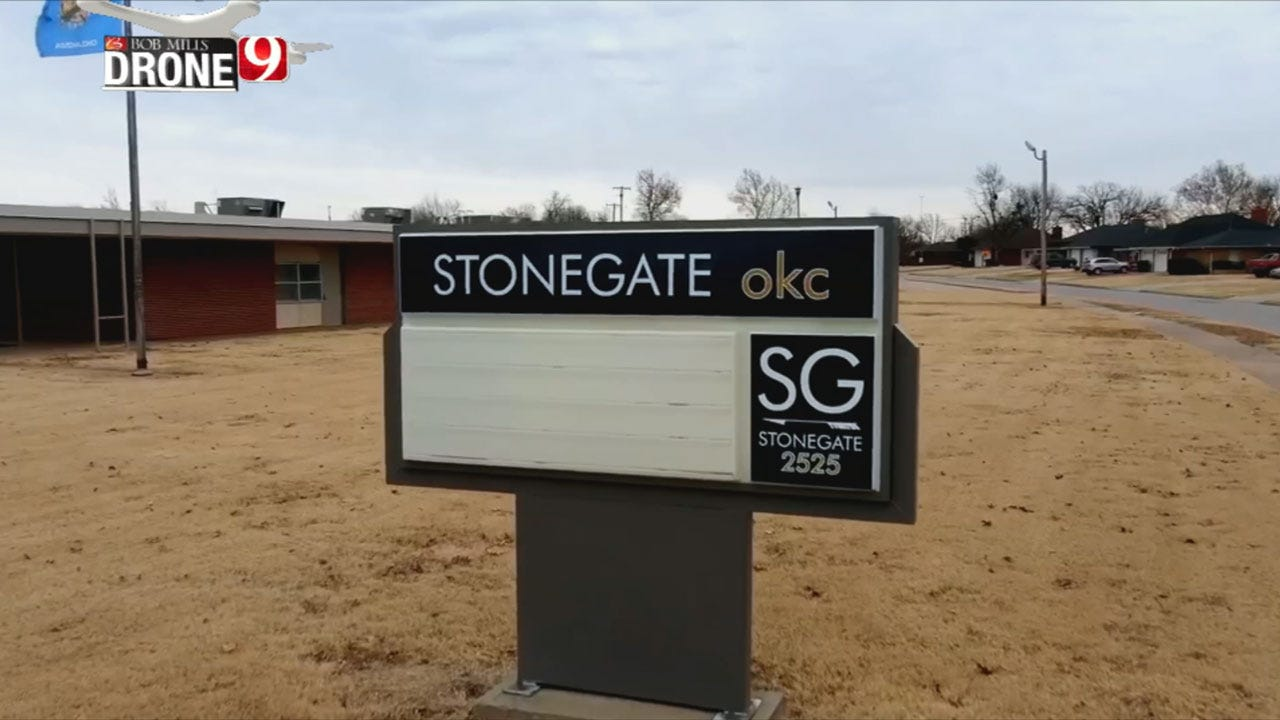 Closed School Gets New Life In NW OKC