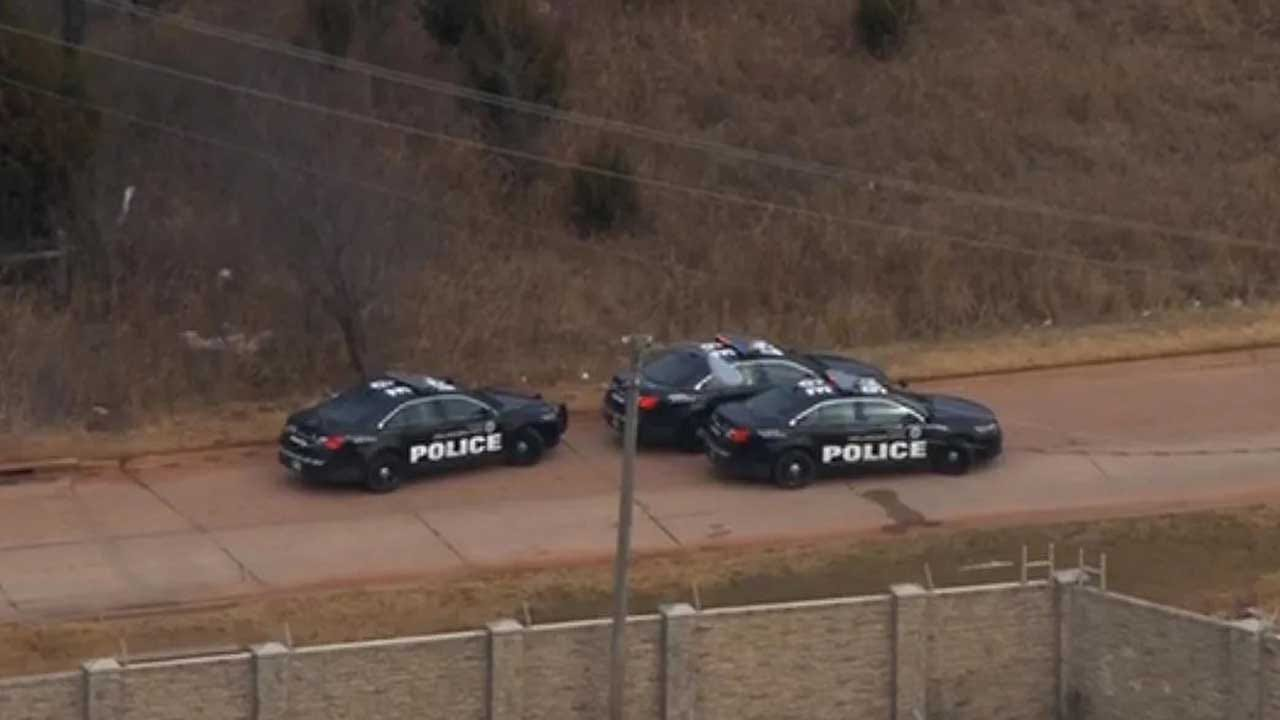 Police Investigate A Shooting In SE OKC