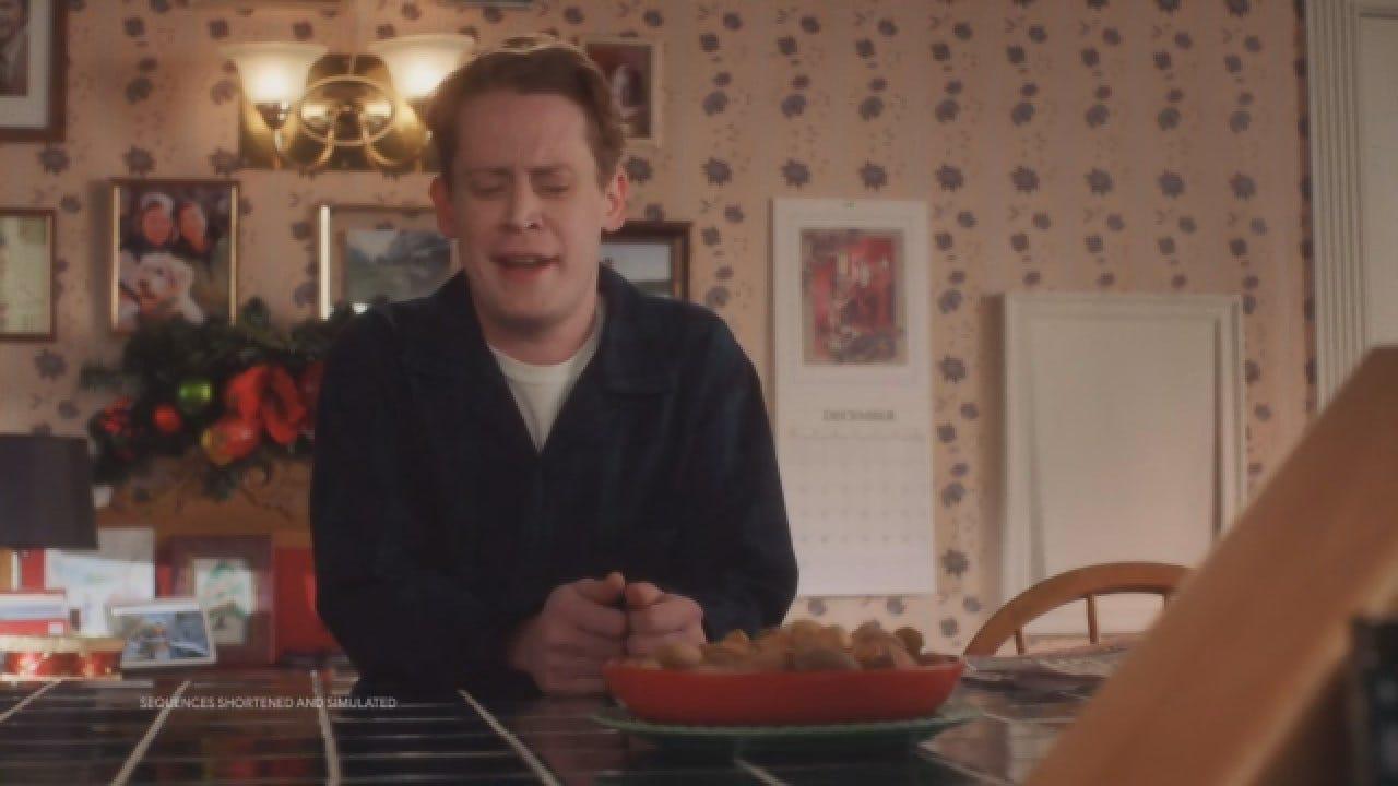 Macaulay Culkin Is 'Home Alone' Again In New Ad