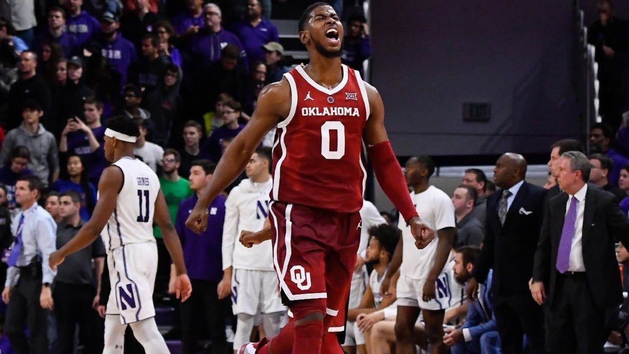 Basketball: 11-1 Sooners Return To AP Top 25