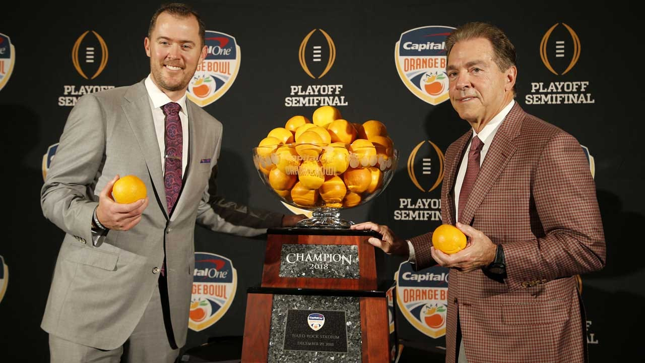 Dean's Blog: What Must OU Do To Upset Mighty 'Bama?