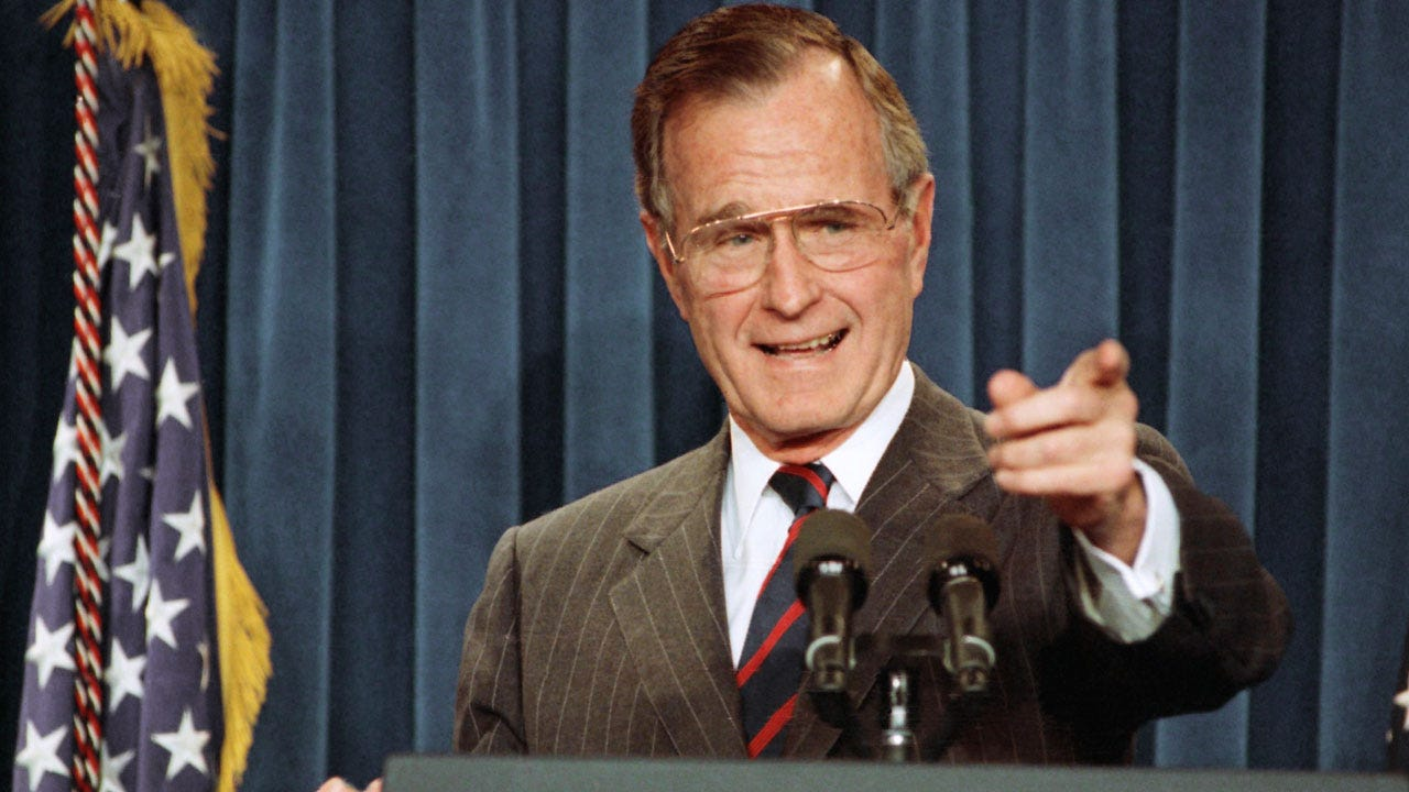 Schedule For George H.W. Bush's Capitol Ceremony, Funeral And Burial