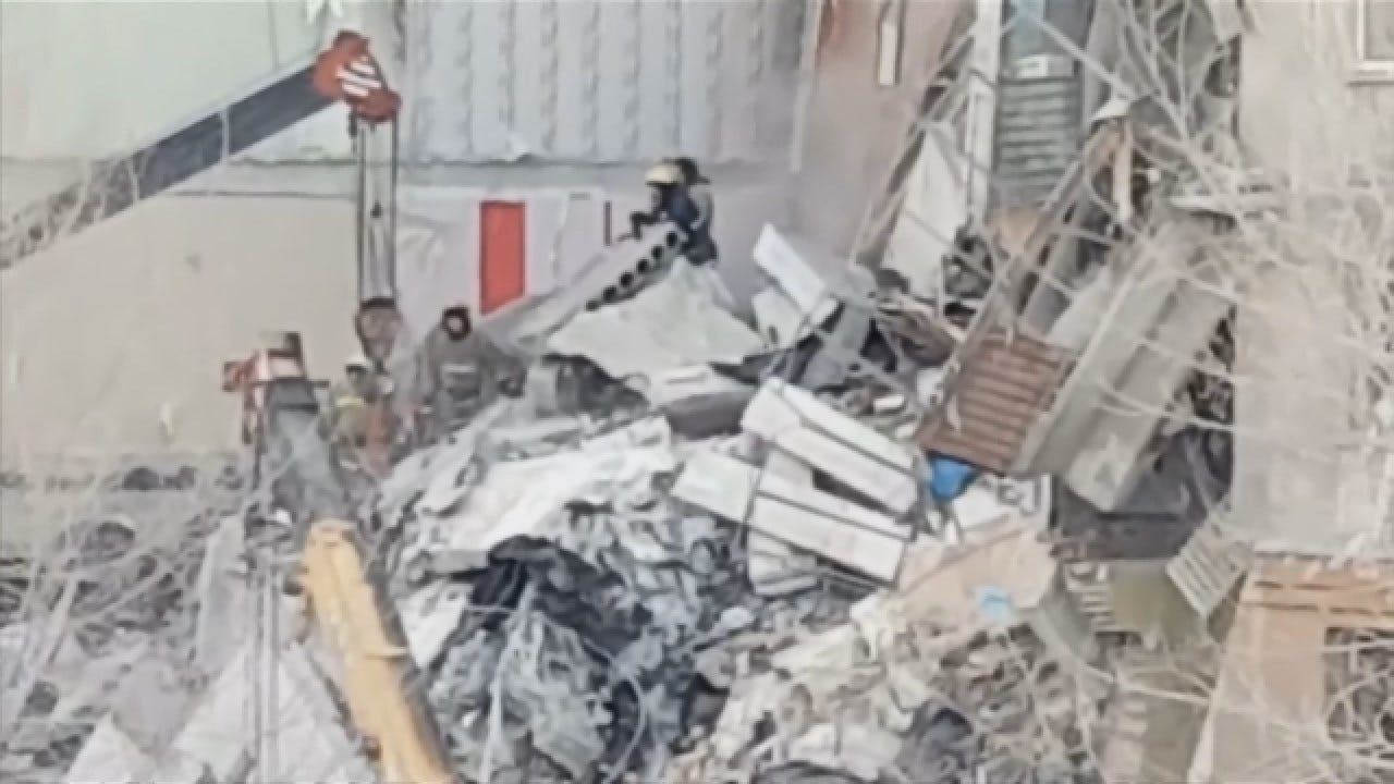 3 Dead, Search For Survivors Continues In Russia Apartment Explosion