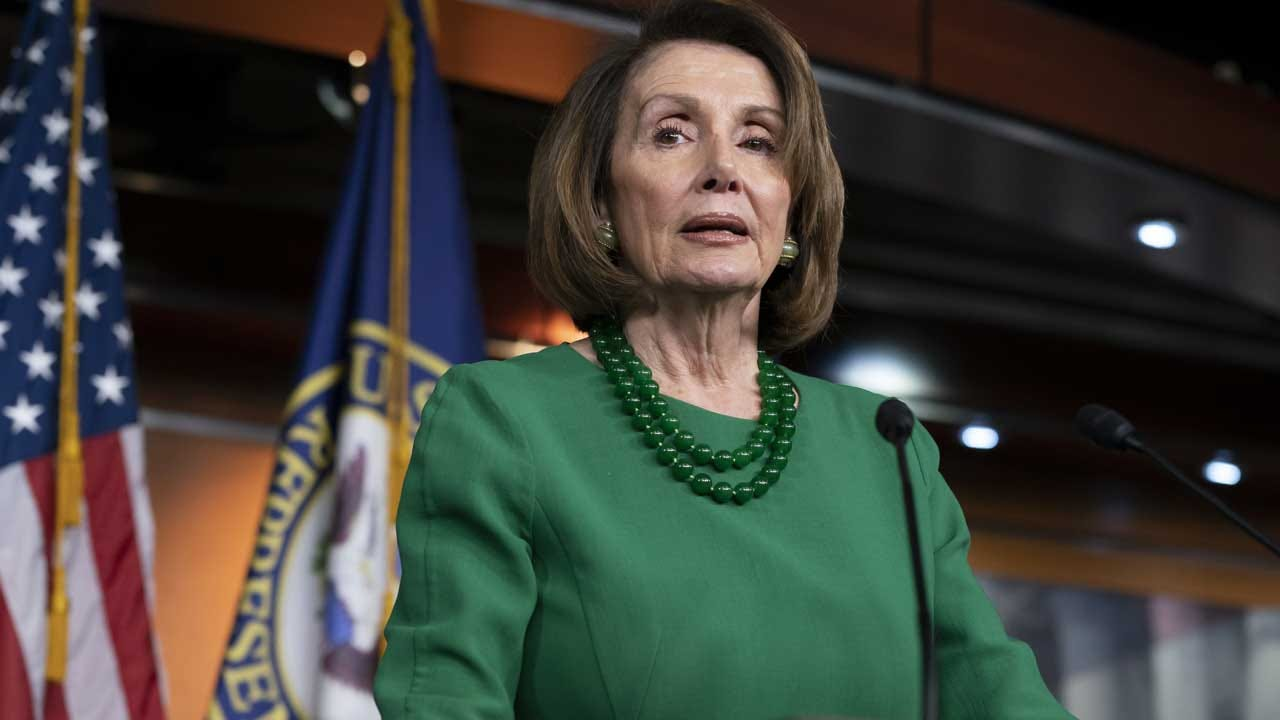 Pelosi Hopes To End Shutdown As Democrats Take Control Of The House