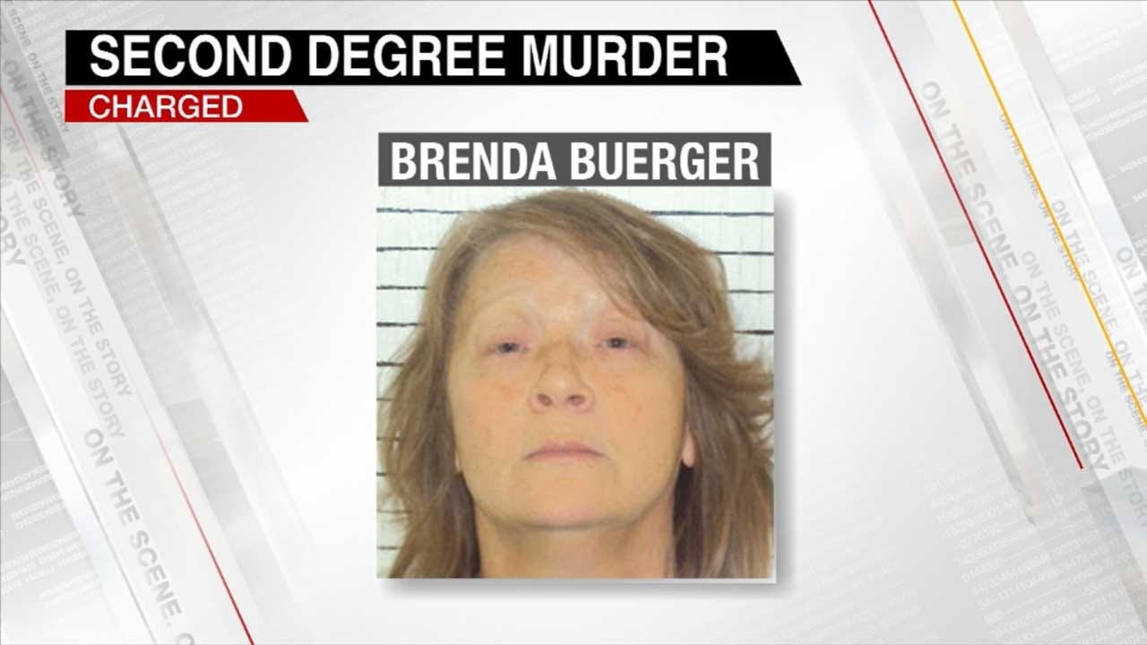 OKC Grandmother Charged In Man's Fentanyl Overdose Death