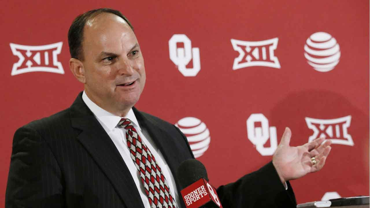 Report: OU's Castiglione To Join College Football Playoff ...