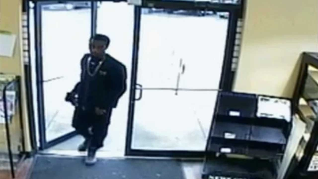 OCPD Releases Video Of Person Of Interest In Murder Case