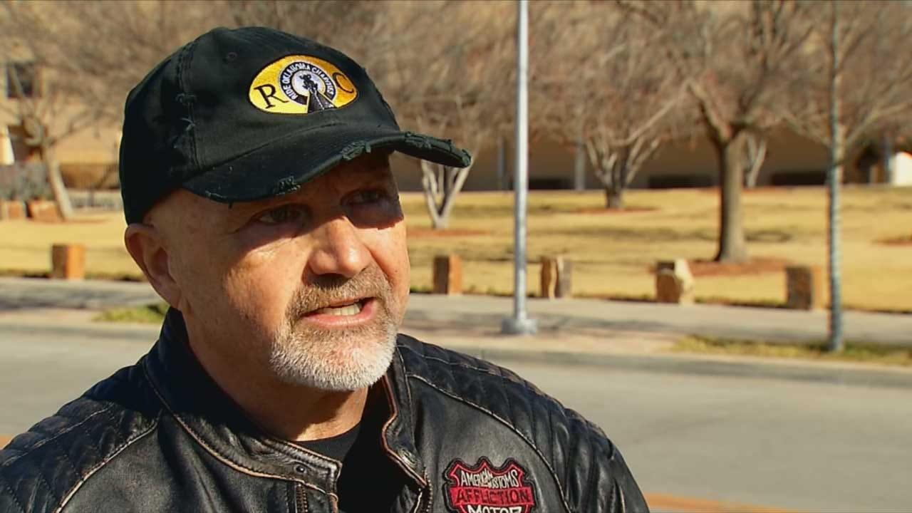 Motorcyclists Upset With OKC Memorial Museum