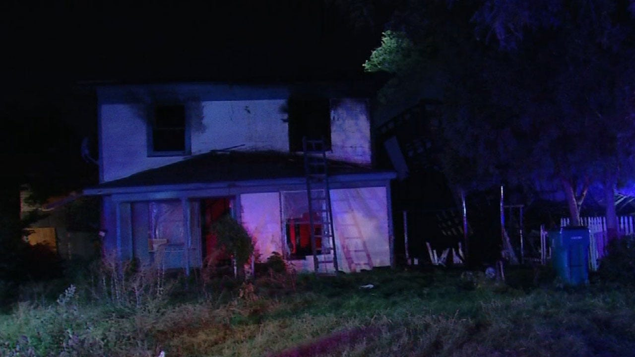 Fire Officials To Tear Down NW OKC Home After Repeat Fires