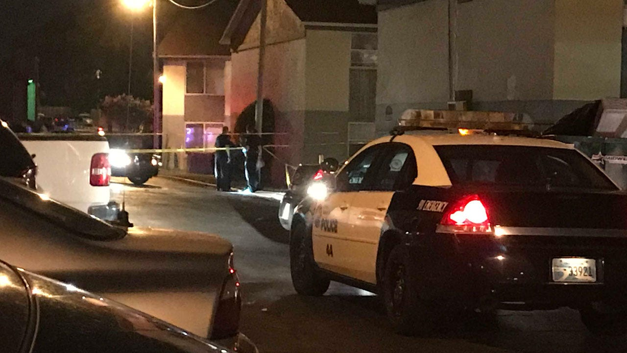 Two People Injured In Shooting At Midwest City Apartment Complex
