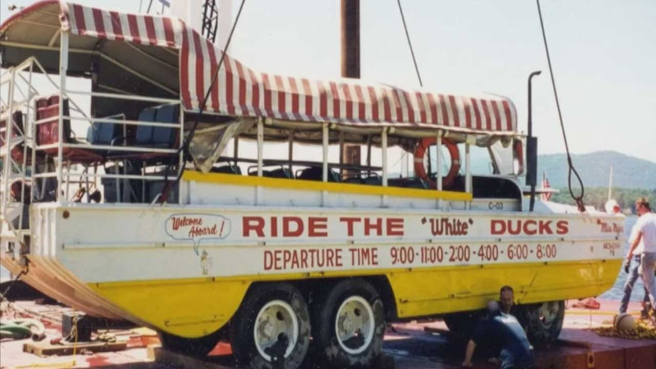Norman Man Recounts Losing Family In 1999 Duck Boat Accident