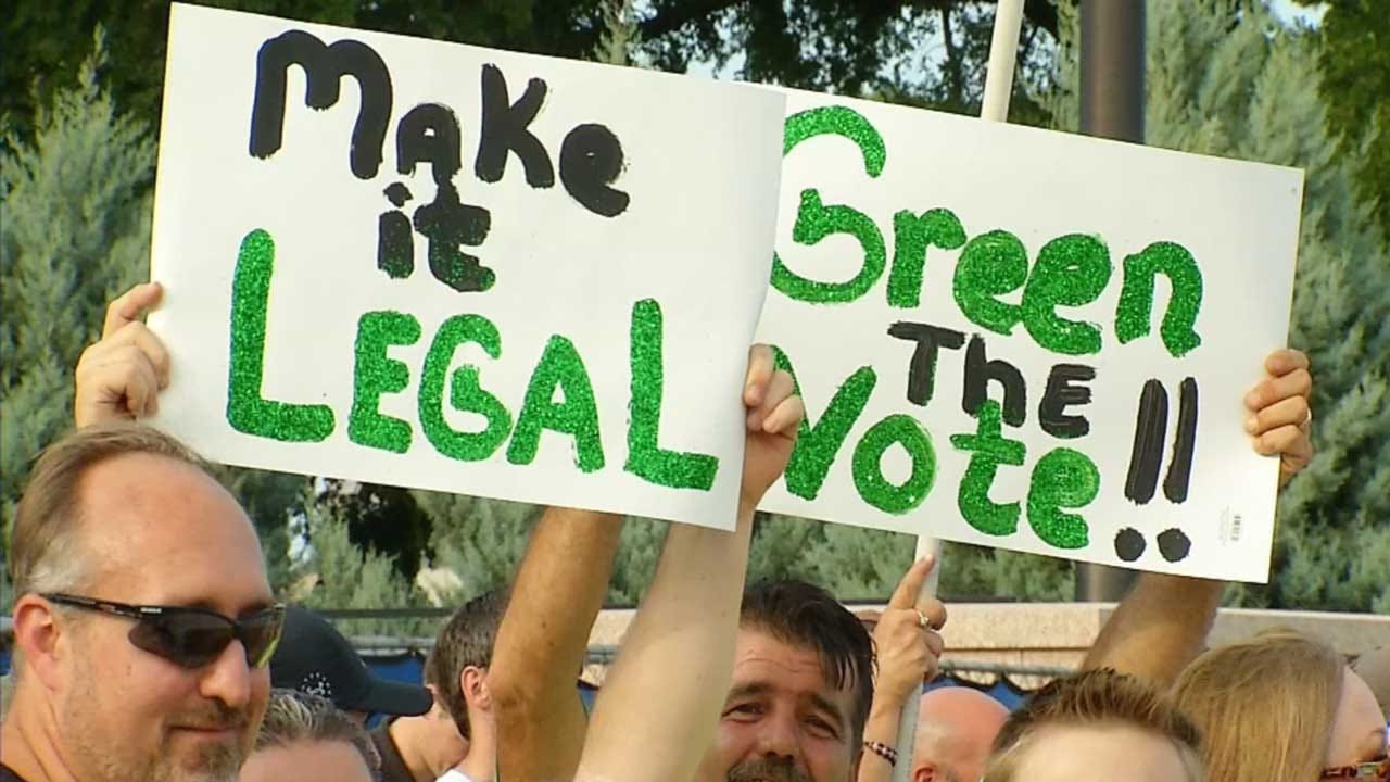 'Green The Vote' Leaders Admit To Inflating Numbers To Get Recreational Marijuana On Ballot