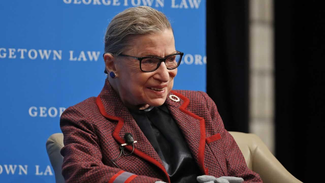 Justice Ginsburg Missing Supreme Court Arguments For 1st Time
