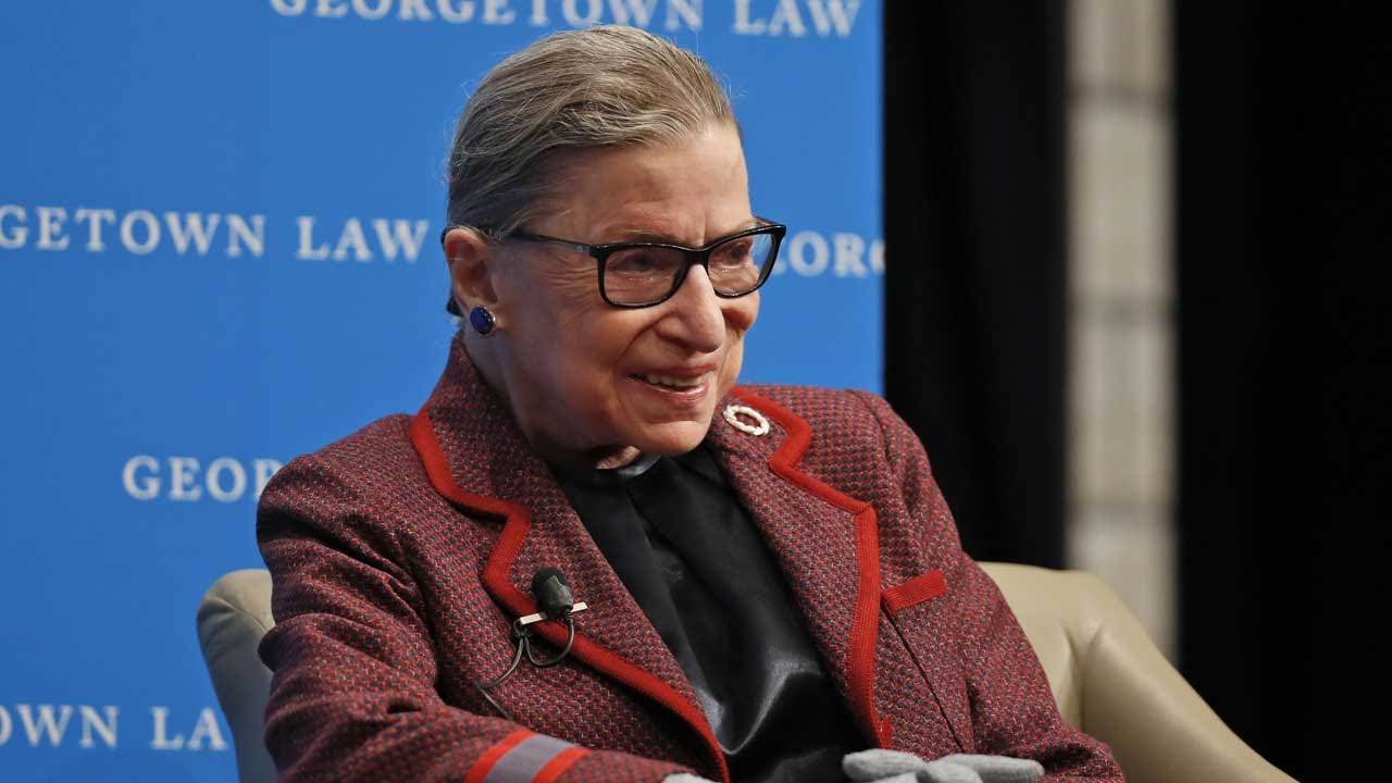 Supreme Court: Ginsburg Treated For Tumor On Pancreas