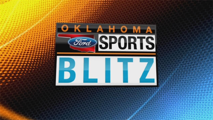 Oklahoma Ford Sports Blitz March 24