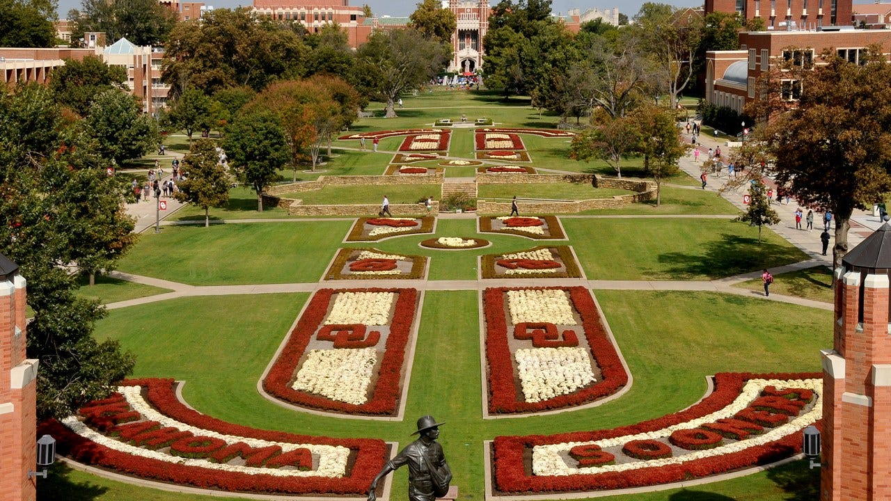 Third Accuser Files Lawsuit Against Former OU VP Tripp Hall