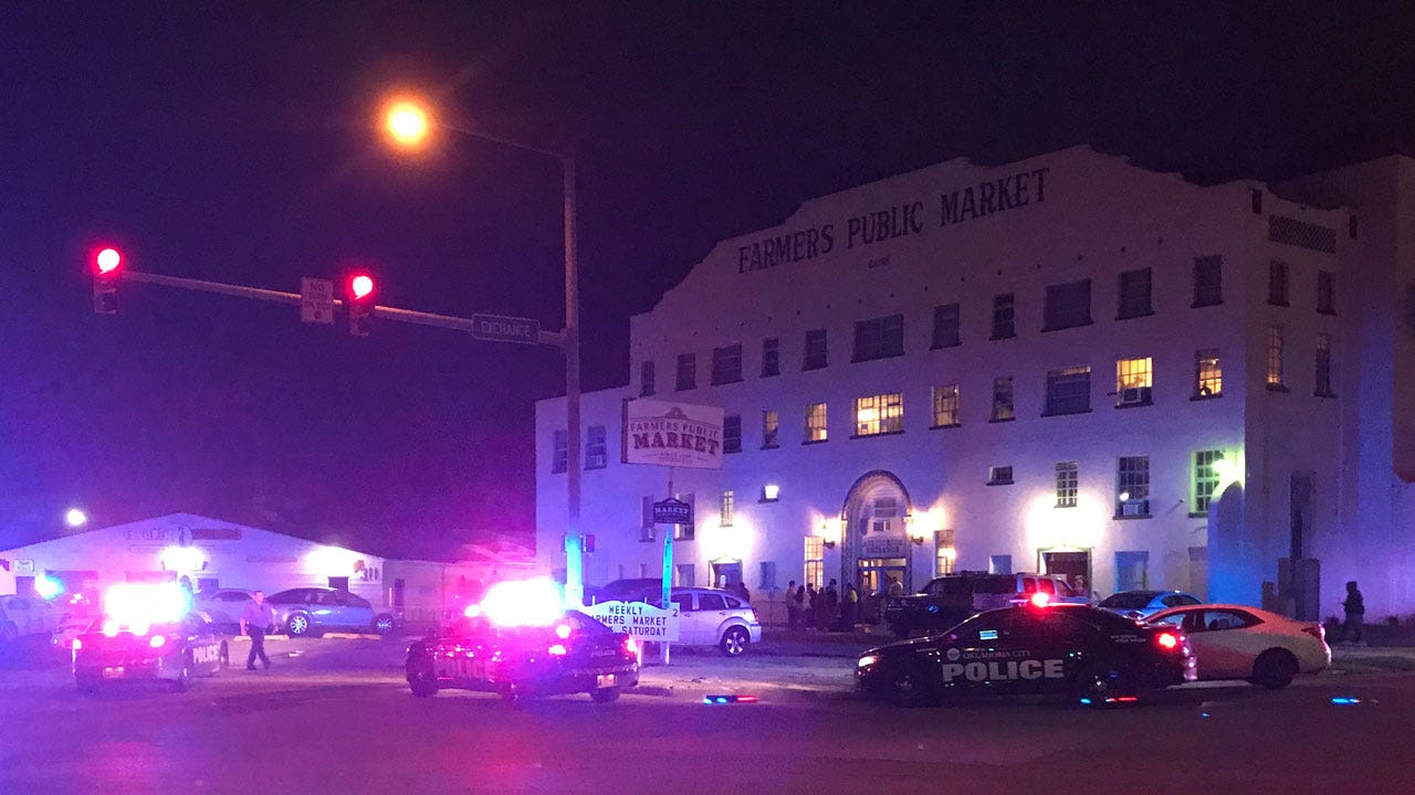 3 Injured During Shooting At Farmers Market Halloween Party In SW OKC