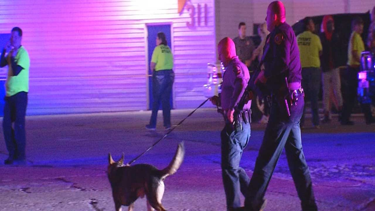 Witness Recalls Shooting At OKC Farmers Public Market Halloween Party