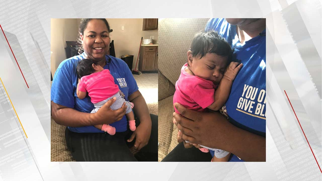 Mom Of Newborn, 4-Year-Old In Need Of Help After OKC Apt. Ransacked