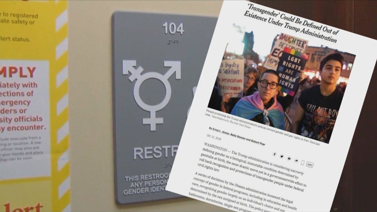 Oklahoma Transgender And Intersex Support Rally Set For Saturday