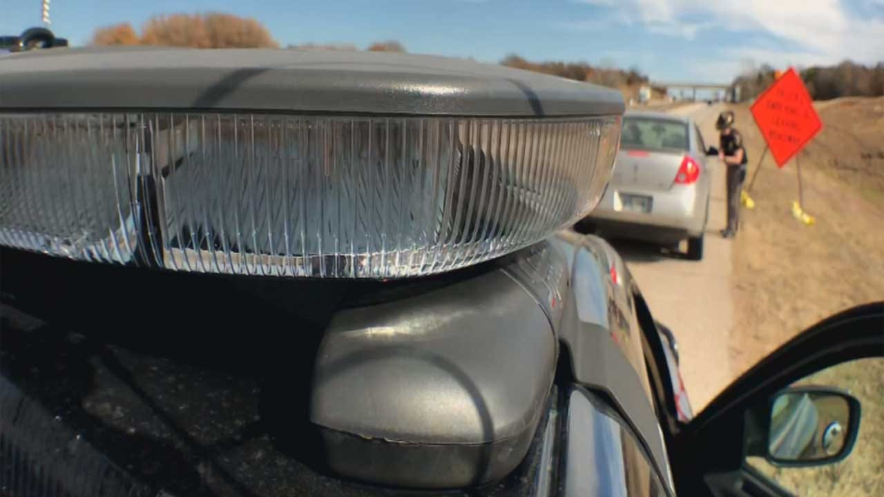 Law Enforcement Warning Drivers Of Patrol Increase For Holiday Travel