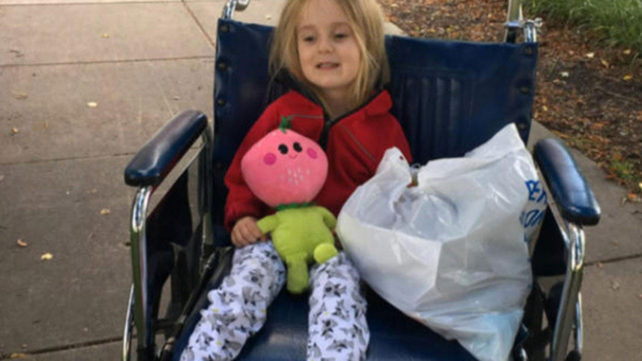 6-Year-Old Oklahoma Girl Treated For Rare Polio-Like Illness