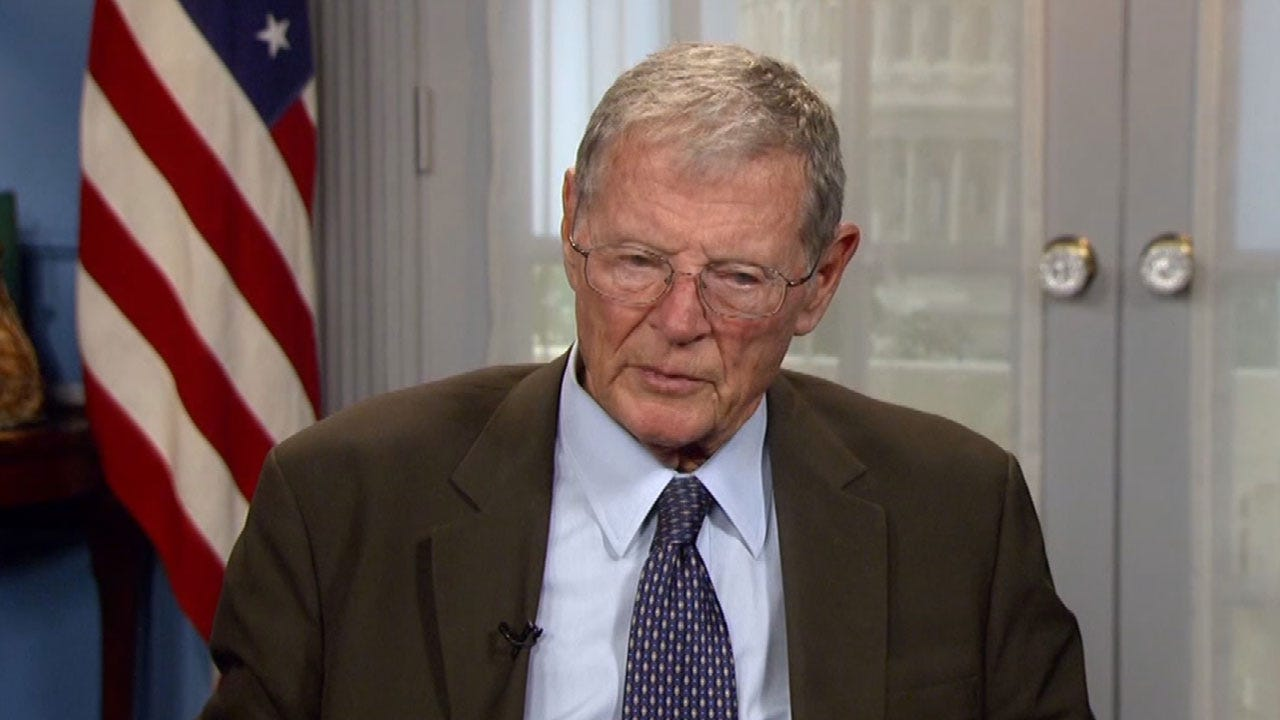Inhofe, White House On Collision Over Defense Spending