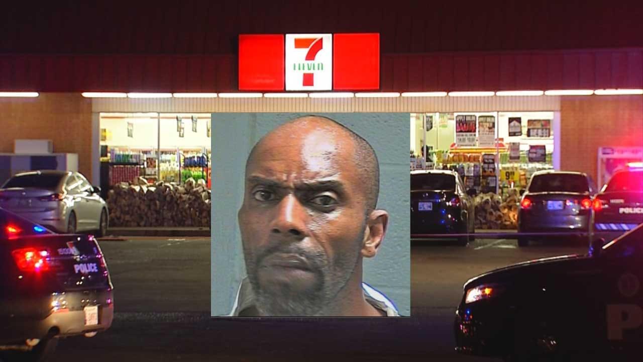 Suspect Shoots 3 Strangers, Steals Car At SW OKC Convenience Store