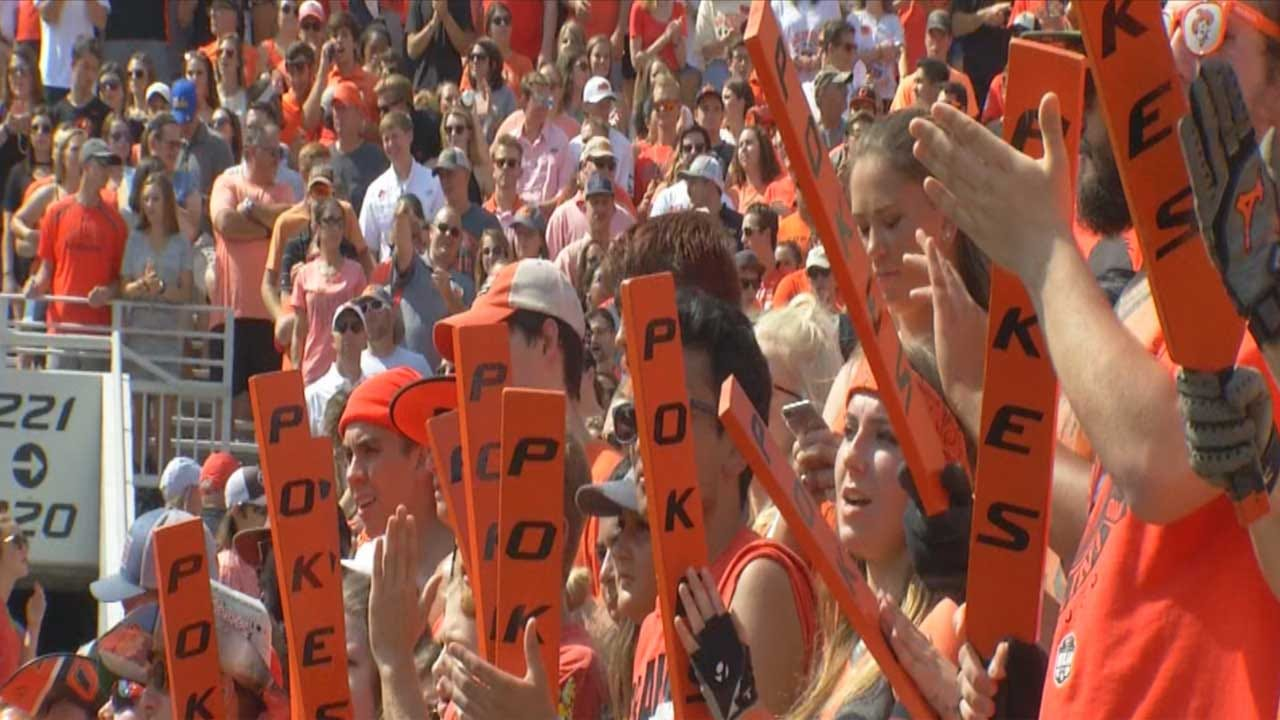 Oklahoma State University Homecoming Events
