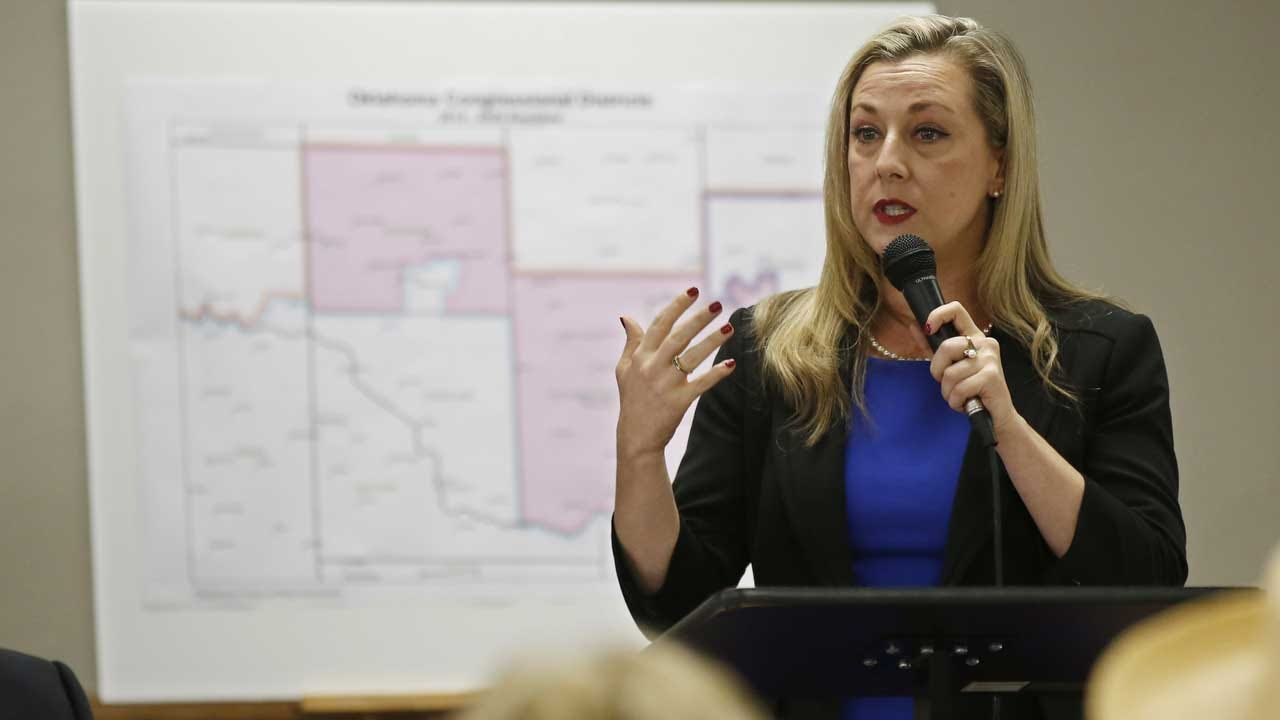 Democratic Challenger Kendra Horn Upsets Incumbent In 5th Congressional District