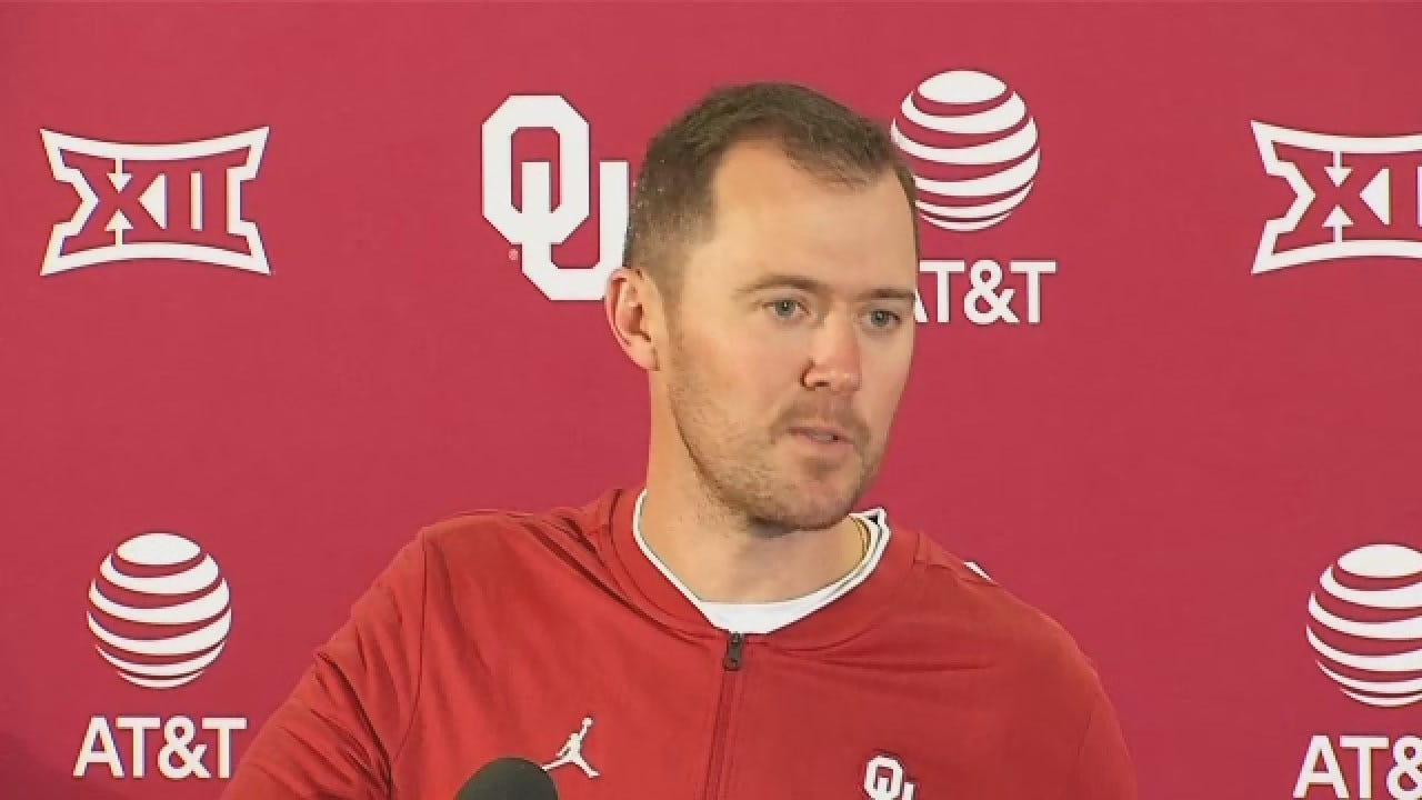 Riley on Oklahoma State: 'You're Going Against A Really Good Team'