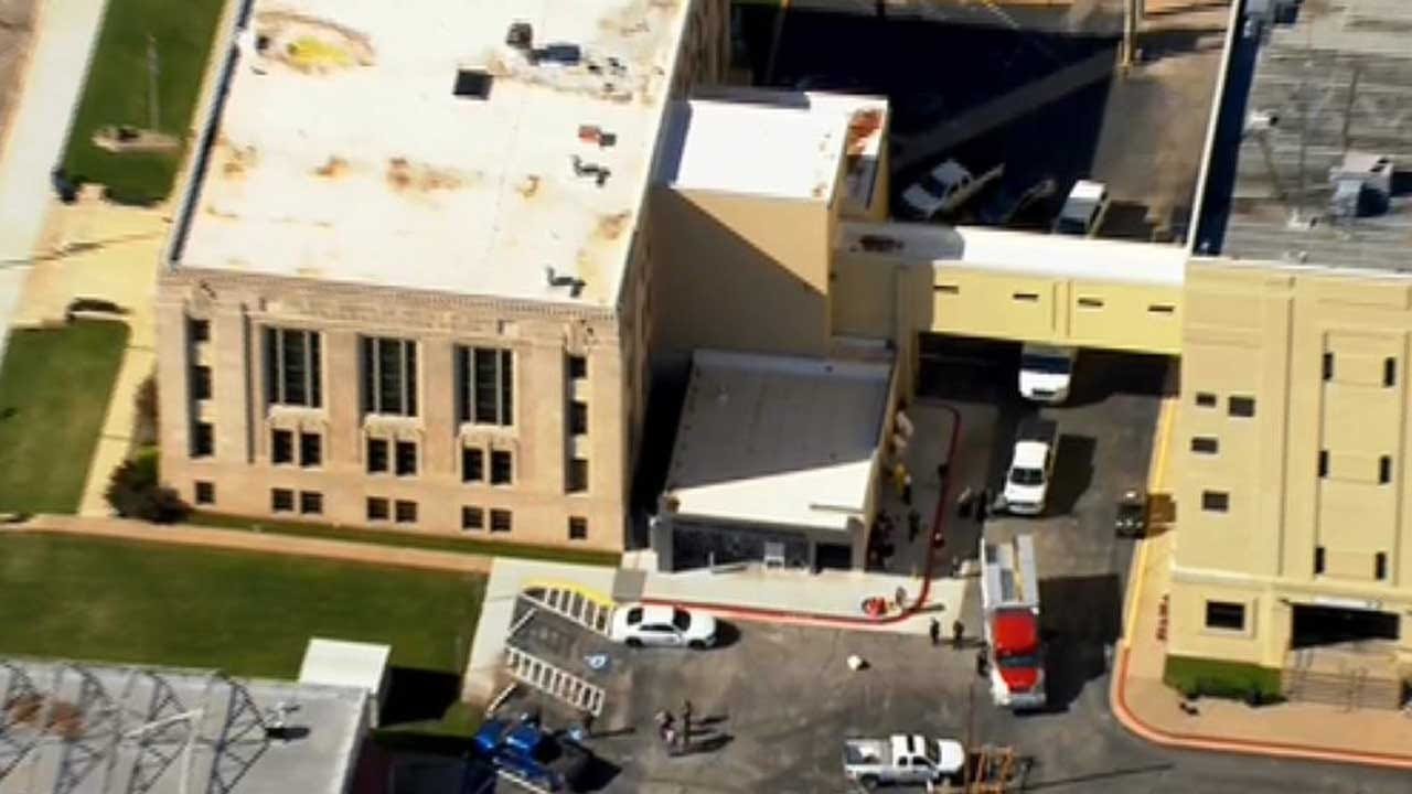 Sheriff Says 'All Clear' After Grady County Courthouse Evacuation