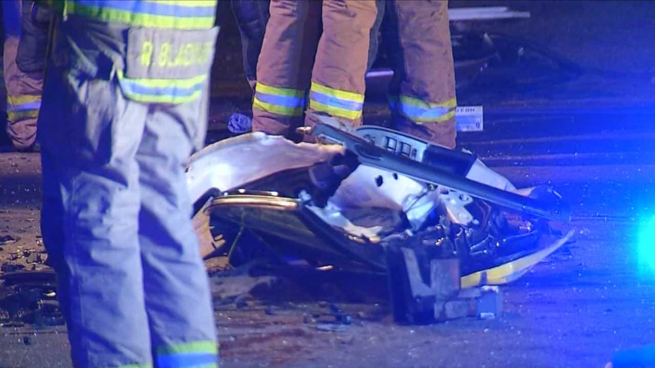 Second Victim Dies After Head-On Collision Involving Taxi In NE OKC