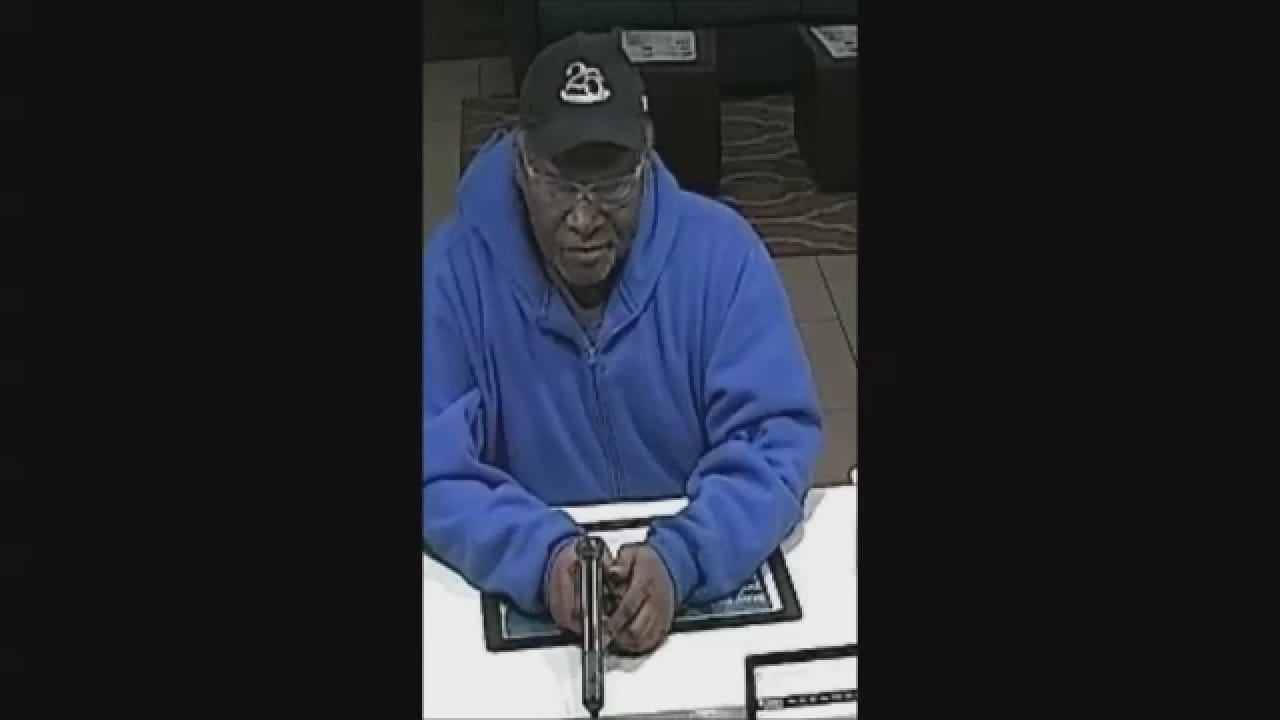 OKC Police Looking For Serial Robber After He Pistol-Whipped A Motel Clerk