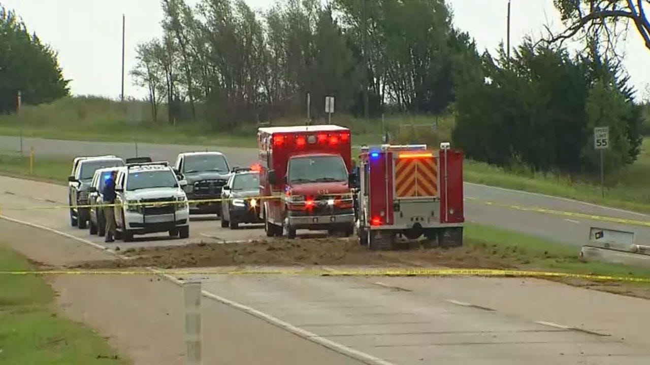 OSBI Releases Identity Of Man Shot, Killed By Canadian County Deputies On Monday
