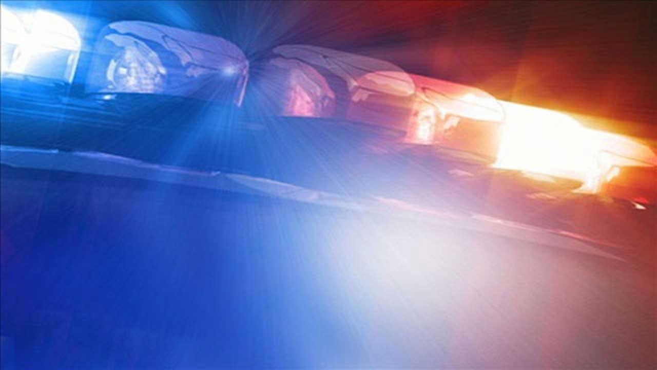 Police Chase Ends In NE OKC