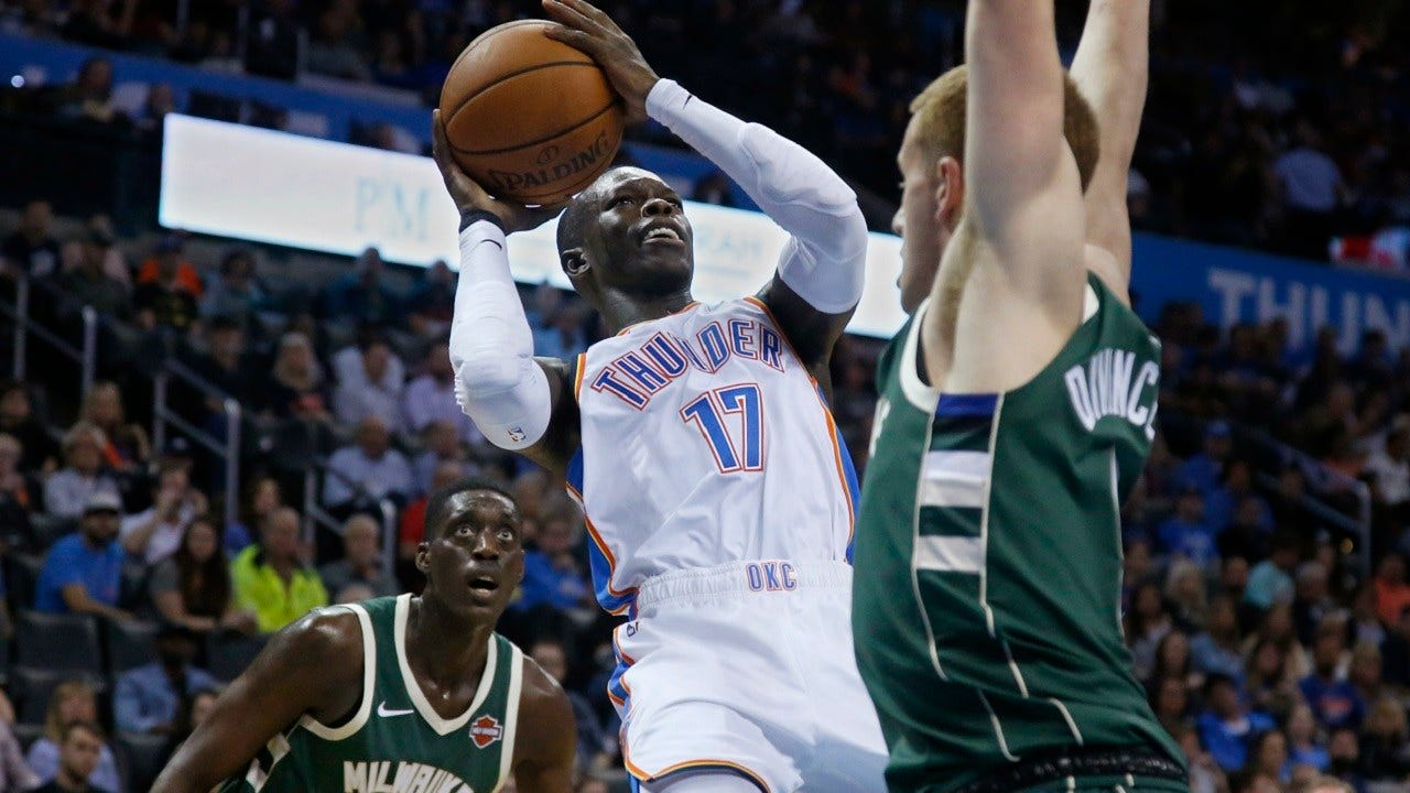 Steve's Blog: Predicting How Many Wins Oklahoma City Thunder Will Have