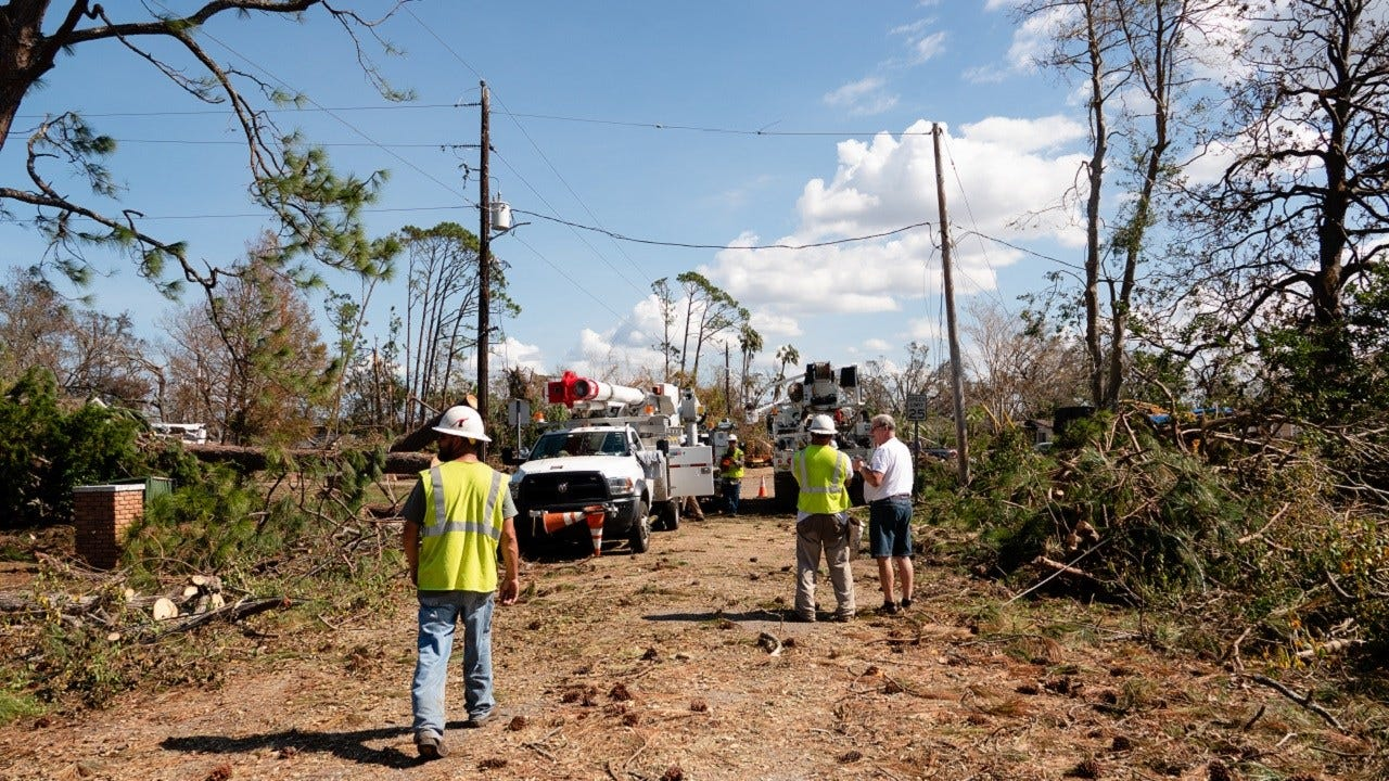 [UNFILTERED] PSO Crews From Oklahoma Helping Florida Recover From Hurricane