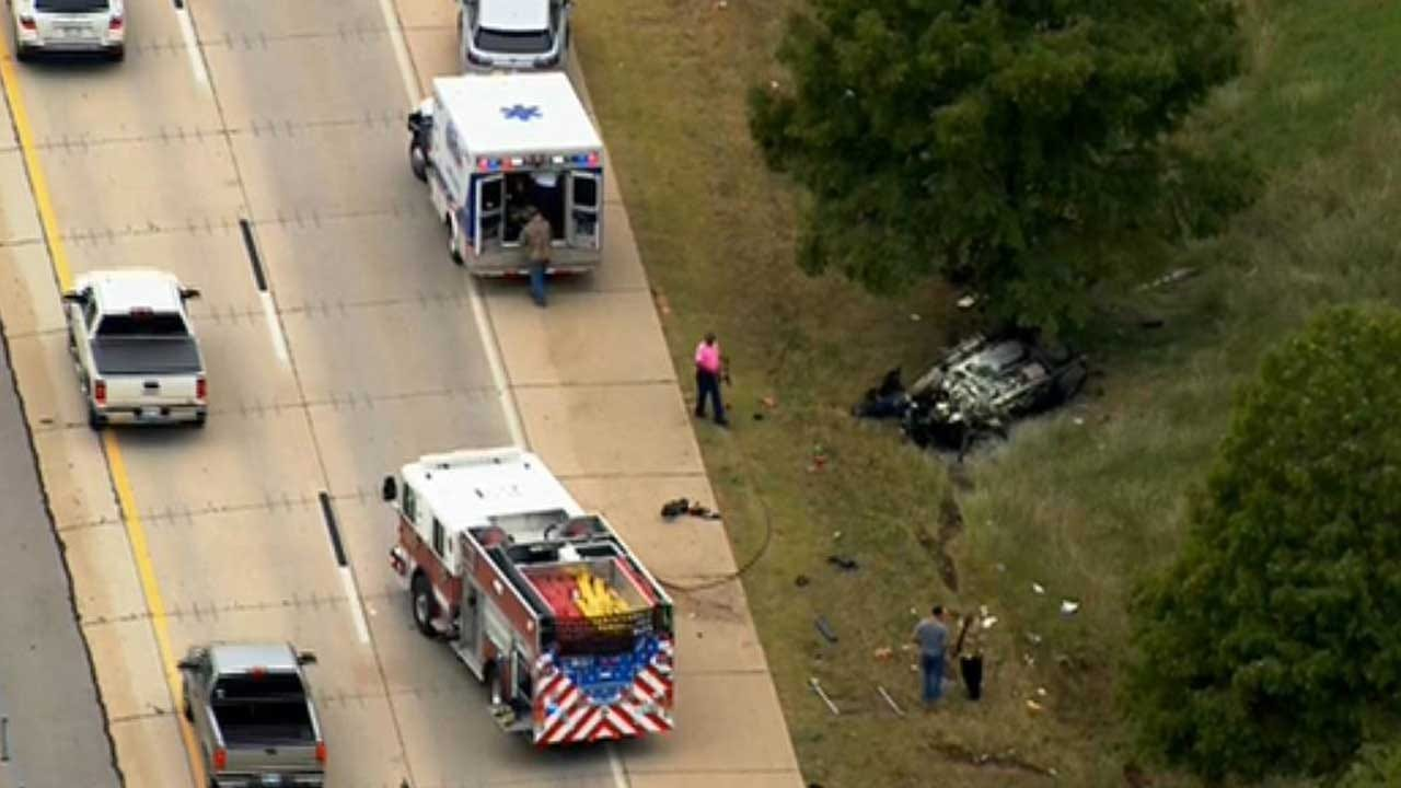 Granddaughter Of Legendary OU Coach Recovering After Kilpatrick Turnpike Wreck